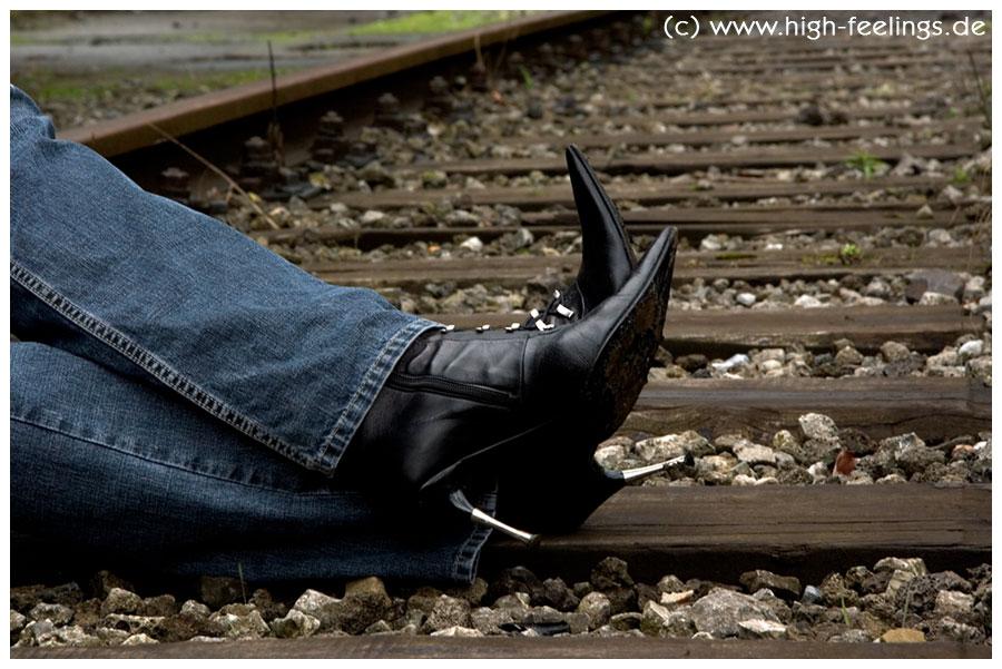 Innenreissverschluss Stiefel Innenreissverschluss Stiefel Stiefel Metallabsatz Biondini Biondini Biondini Metallabsatz mnPywN8v0O